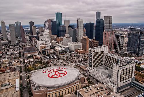 Downtown Houston U0026 Toyota Center.