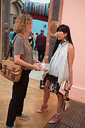 JENNY DYSON; SUSIE LAU, Royal Academy Summer Exhibition party. Burlington House. Piccadilly. London. 6 J, une 2018