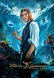 RELEASE DATE: May 26, 2017 TITLE: Pirates Of The Caribbean: Dead Men Tell No Tales STUDIO: Disney Enterprises DIRECTOR: Joachim Ronning, Espen Sandberg PLOT: Captain Jack Sparrow searches for the trident of Poseidon STARRING: Poster Art. (Credit: Disney Enterprises/Entertainment Pictures/ZUMAPRESS.com)