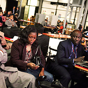 COP15, the fifteenth UNFCCC climate summit since Kyoto was held in Copenhagen in 2009. The summit was attended by three thousand delegates  including state leaders as well as  a further ten thousand climate activists from all over the world. Greenpeace was one of many attending groups from civil society who was there to put pressure on decision makers to save the planet from future climate change disaster.
