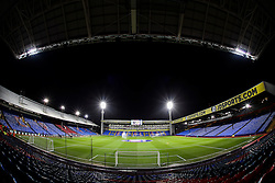 Selhurst Park preparing for tonight premiership clash, Crystal Palace v Bournemouth - Mandatory byline: Jason Brown/JMP - 07966386802 - 02/02/2016 - FOOTBALL - London - Selhurst Park - Crystal Palace v Bournemouth - Barclays Premier League
