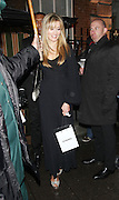 09.FEBRUARY.2013. LONDON<br /> <br /> NATASCHA McELHONE ATTENDS THE CHARLES FINCH &amp; CHANEL PRE-BAFTA DINNER AT ANNABEL'S PRIVATE MEMBERS CLUB IN MAYFAIR.<br /> <br /> BYLINE: EDBIMAGEARCHIVE.CO.UK<br /> <br /> *THIS IMAGE IS STRICTLY FOR UK NEWSPAPERS AND MAGAZINES ONLY*<br /> *FOR WORLD WIDE SALES AND WEB USE PLEASE CONTACT EDBIMAGEARCHIVE - 0208 954 5968*