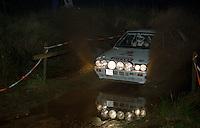 #49, Lasse Gundler, Gunnar Barth, Lancia Delta HF Integrale, Rally Sport Sweden,