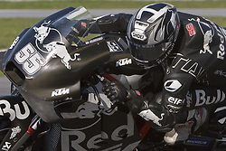 February 7, 2019 - Sepang, Malaysia - Red Bull KTM Tech 3's rider Hafizh Syahrin of Malaysia takes a corner during the second day of the 2019 MotoGP pre-season testing at Sepang International Circuit February 7, 2019. (Credit Image: © Zahim Mohd/NurPhoto via ZUMA Press)