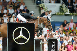 Goldstein Danielle, (ISR), Carisma<br /> Individual Final Competition round 2<br /> FEI European Championships - Aachen 2015<br /> © Hippo Foto - Dirk Caremans<br /> 23/08/15