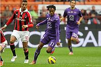 "Quadrado Fiorentina<br /> Milano 10/11/2012 Stadio ""San Siro""<br /> Football Calcio Serie A 2012/13<br /> Milan v Fiorentina<br /> Foto Insidefoto Paolo Nucci"