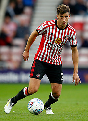 Billy Jones of Sunderland - Mandatory by-line: Matt McNulty/JMP - 04/08/2017 - FOOTBALL - Stadium of Light - Sunderland, England - Sunderland v Derby County - Sky Bet Championship