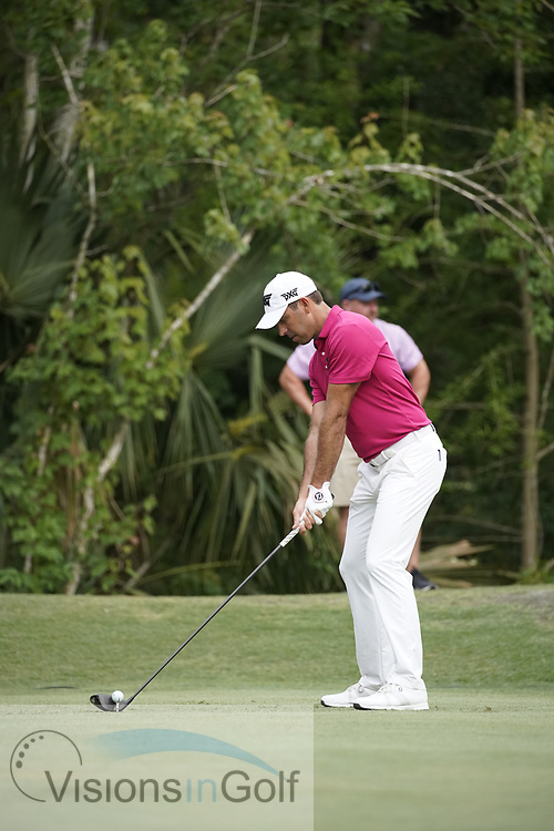 Charl Schwartzel<br /> On the final day
