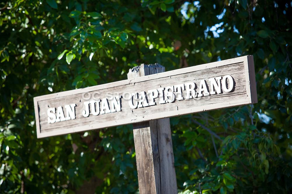 San Juan Capistrano California