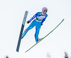 10.01.2015, Kulm, Bad Mitterndorf, AUT, FIS Ski Flug Weltcup, Bewerb, im Bild Severin Freund (GER, 1. Platz)// soars to the Air during his Competition Jump of the FIS Ski Flying World Cup at the Kulm, Bad Mitterndorf, Austria on 2015/01/10, EXPA Pictures © 2015, PhotoCredit: EXPA/ Dominik Angerer