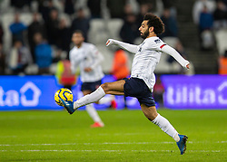 LONDON, ENGLAND - Wednesday, January 29, 2020: Liverpool's Mohamed Salah during the FA Premier League match between West Ham United FC and Liverpool FC at the London Stadium. (Pic by David Rawcliffe/Propaganda)