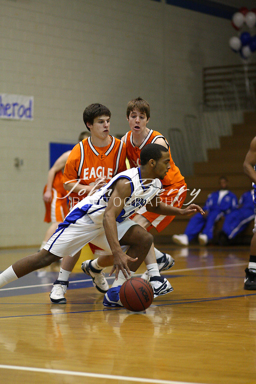 MCHS JV Boys Basketball.vs Clarke.2/14/2008..