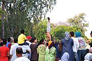Ecole Nationale de Cirque Shems'y du Maroc