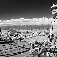 Aliens visit earth in Hooper, Colorado