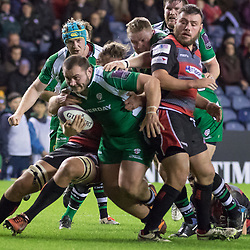 Edinburgh Rugby v London Irish | European Rugby Challenge Cup | 18 December 2015
