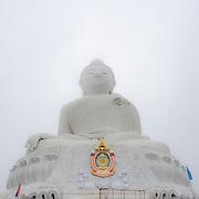 Foggy Big Buddha Phuket