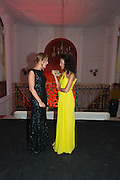 LARA GARANDINI; GEMA CAMACHE, Vanity Fair Person of the year. Italian Consulate. Madrid. 17 September 2012.