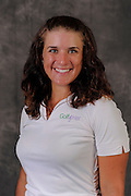 Anya Alvarez during portrait session prior to the second stage of LPGA Qualifying School at the Plantation Golf and Country Club on Oct. 6, 2013 in Vience, Florida. <br /> <br /> <br /> ©2013 Scott A. Miller