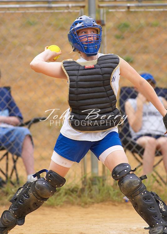 MPR 12 & Under Softball, Crushers vs Chain Reaction