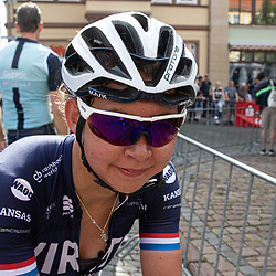 31-05-2019: Wielrennen: Thueringen Rundfahrt vrouwen: Gotha <br />Anouska Koster