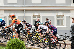 Lizzie Holden (GBR) on the climb out of Gotha at Lotto Thüringen Ladies Tour 2019 - Stage 4, a 114.8 km road race in Gotha, Germany on May 31, 2019. Photo by Sean Robinson/velofocus.com
