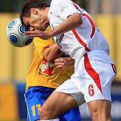 20090509: Football - Soccer - Prva Liga Telekom Slovenije, NK Koper vs NK Labod Drava Ptuj