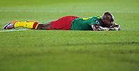 Fotball<br /> VM 2010<br /> Danmark v Kamerun<br /> 19.06.2010<br /> Foto: Witters/Digitalsport<br /> NORWAY ONLY<br /> <br /> Achille Emana (Kamerun)<br /> Fussball WM 2010 in Suedafrika, Vorrunde, Kamerun - Daenemark