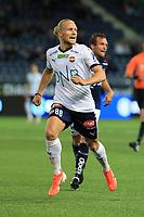 Fotball , 18. august 2019 , Eliteserien , Viking Stavanger - Strømsgodset.<br />Lars-Jørgen Salvesen<br />Foto: Andrew Halseid Budd , Digitalsport