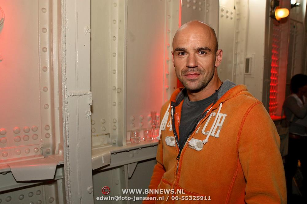 NLD/Amsterdam/20080819 - Kick-off party nieuwe seizoen 'Goede Tijden, Slechte Tijden', Peter Post