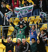 Fans during the NRL rugby league match between the Warriors and Sharks at Westpac Stadium in Wellington on Friday the 19th of July 2019. Copyright Photo: Grant Down / www.Photosport.nz