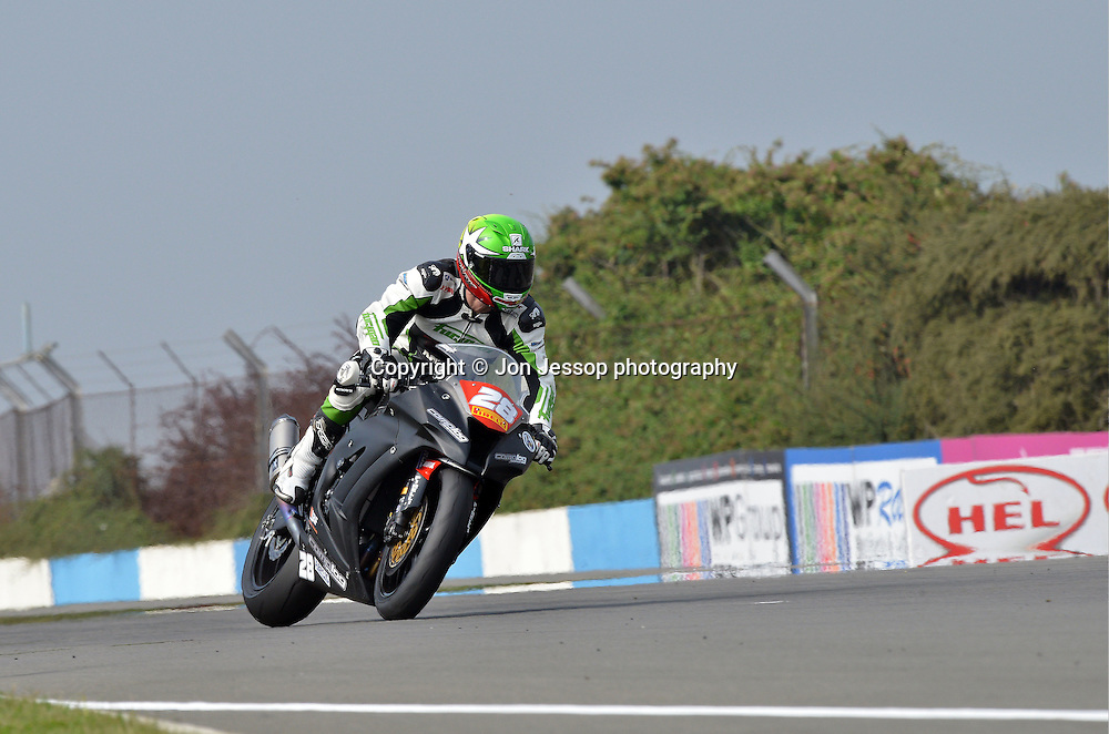 #28 Victor Cox Abpac Racing Kawasaki Superstock 1000