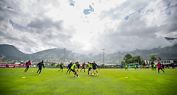 22.06.2015, Sportplatz, Fuegen, AUT, Trainingslager, BSC Young Boys, im Bild eine Übersicht // during the trainingscamp of Swiss Superleague club BSC Young Boys at the Sportplatz in Fuegen, Austria on 2015/06/22. EXPA Pictures © 2017, PhotoCredit: EXPA/ Jakob Gruber