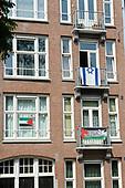 """""""Gaza"""" conflict op het Krugerplein Amsterdam"""
