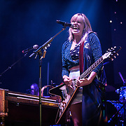 Grace Potter performs during Merryland Music Festival at Merriweather Post Pavilion in Columbia, MD on July 10, 2016 (Photo by Richie Downs).