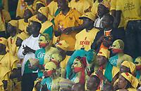 Photo: Steve Bond/Richard Lane Photography.<br />Mali v Benin. Africa Cup of Nations. 21/01/2008. Benin fans look on