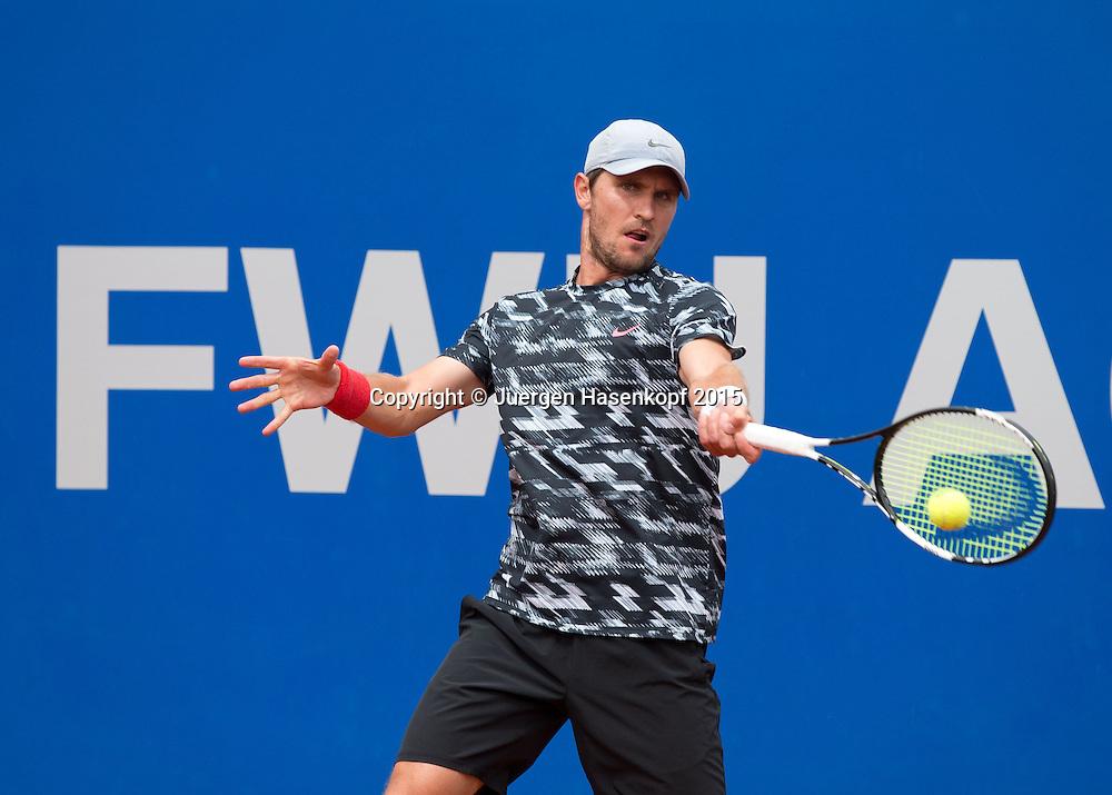 Mischa Zverev (GER),<br /> BMW Open 2015, MTTC Iphitos,<br /> Tennis - ATP -  Muenchen  - Germany  -