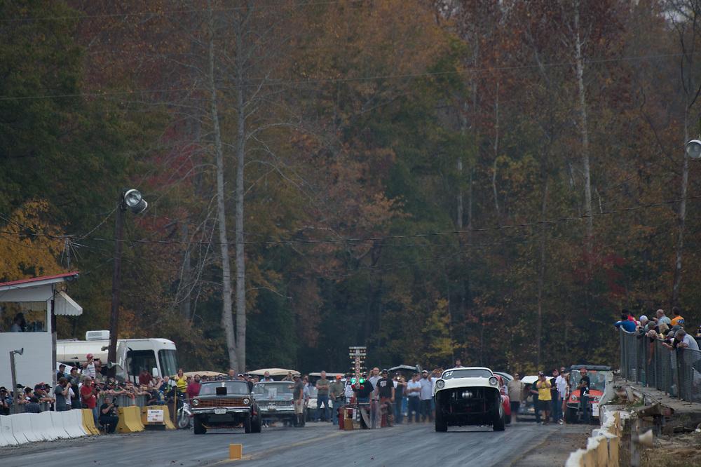 Southeast Gassers at Shadyside Dragway<br /> Shadyside Dragway, Shelby, North Carolina USA<br /> Saturday 4 November 2017<br /> <br /> World Copyright: Scott R LePage