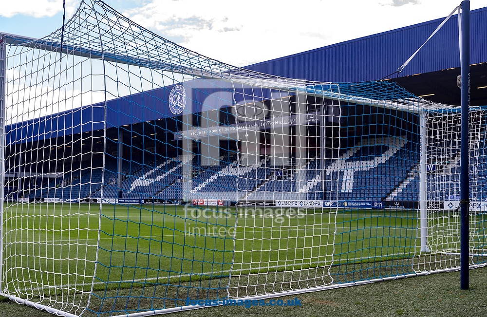General view inside Loftus Road prior to the Sky Bet Championship match at the Loftus Road Stadium, London<br /> Picture by Liam McAvoy/Focus Images Ltd 07413 543156<br /> 19/08/2017