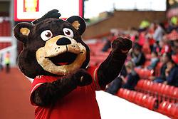 General view of the Nottingham Forest mascot before the match - Mandatory byline: Jack Phillips / JMP - 07966386802 - 18/8/2015 - FOOTBALL - The City Ground - Nottingham, Nottinghamshire - Nottingham Forest v Charlton Athletic - Sky Bet Championship