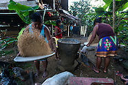 Comunidad indígena La Chunga, Comarca Embera – Wounaan,  Provincia de Darién, Panamá.