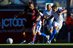 Tom Nichols of Bristol Rovers passes the ball - Mandatory by-line: Ryan Crockett/JMP - 29/09/2018 - FOOTBALL - Northern Commercials Stadium - Bradford, England - Bradford City v Bristol Rovers - Sky Bet League One