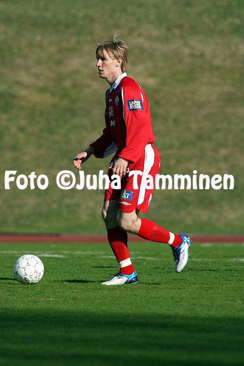 14.05.2006, Kauriala, H?meenlinna, Finland..Ykk?nen 2006 .FC H?meenlinna - Tornion Pallo-47.Mikko Isokangas - TP-47.©Juha Tamminen.....ARK:k