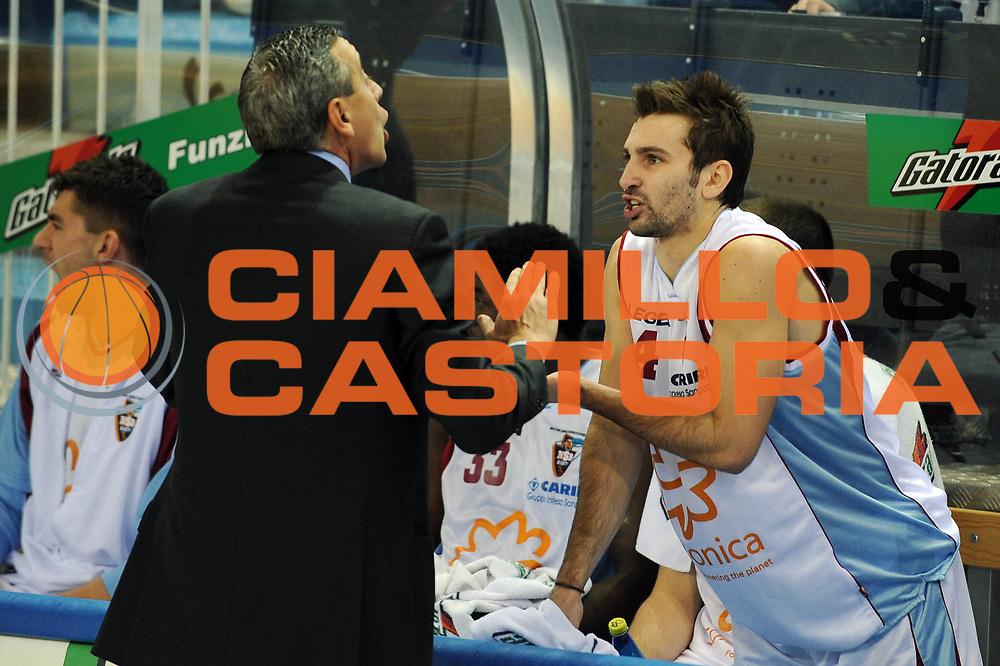 DESCRIZIONE : Rieti Lega A1 2008-09 Solsonica Rieti Lottomatica Virtus Roma<br /> GIOCATORE : Lino Lardo Diego Grillo<br /> SQUADRA : Solsonica Rieti<br /> EVENTO : Campionato Lega A1 2008-2009 <br /> GARA : Solsonica Rieti Lottomatica Virtus Roma<br /> DATA : 21/12/2008 <br /> CATEGORIA : Delusione<br /> SPORT : Pallacanestro <br /> AUTORE : Agenzia Ciamillo-Castoria/E.Grillotti
