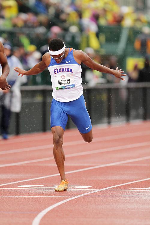 Olympic Trials Eugene 2012: men's 400  meters semifinal, Tony McQuay, Olympian,