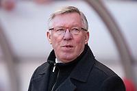 Football - 2012 / 2013 Premier League - Sunderland vs. Manchester United<br /> Alex Ferguson, manager of Manchester United at the Stadium of Light