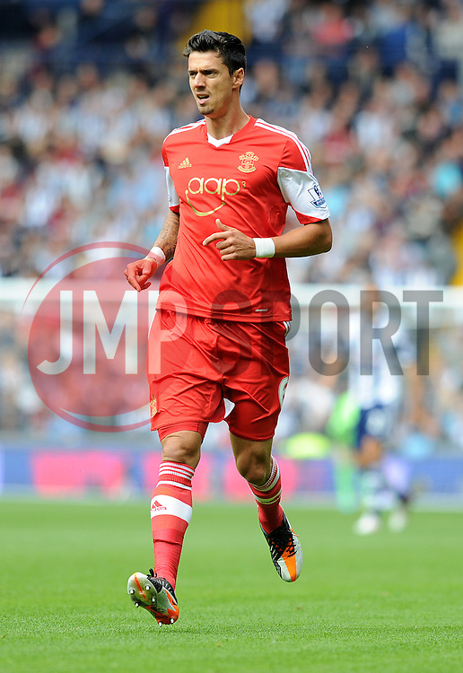 - Photo mandatory by-line: Alex James/JMP - Tel: Mobile: 07966 386802 17/08/2013 - SPORT - FOOTBALL - The Hawthorns - West Bromwich -  West Brom V Southampton - Barclays Premier League