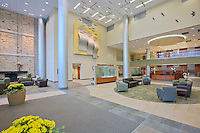 Architectural Interior Image of Baltimore Hospital Franklin Square Hospital Center Patient Tower