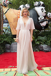 Kate Hudson attends the European Premiere of 'Kung Fu Panda 3' at the Odeon Leicester Square in London, England. 6th March 2016. EXPA Pictures © 2016, PhotoCredit: EXPA/ Photoshot/ James Warren<br /> <br /> *****ATTENTION - for AUT, SLO, CRO, SRB, BIH, MAZ, SUI only*****