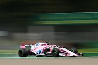 Sergio Perez Racing Point Force India<br /> Monza 31-08-2018 GP Italia <br /> Formula 1 Championship 2018 <br /> Foto Federico Basile / Insidefoto