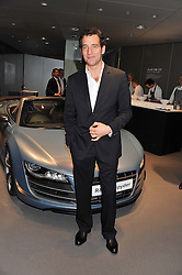 CLIVE OWEN at the Global Launch of Audi's first Digital Showroom, 74-75 Piccadilly, London on 16th July 2012.